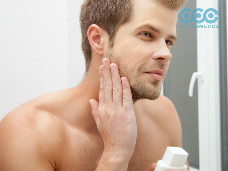 Quy trình skincare cho nam giới
