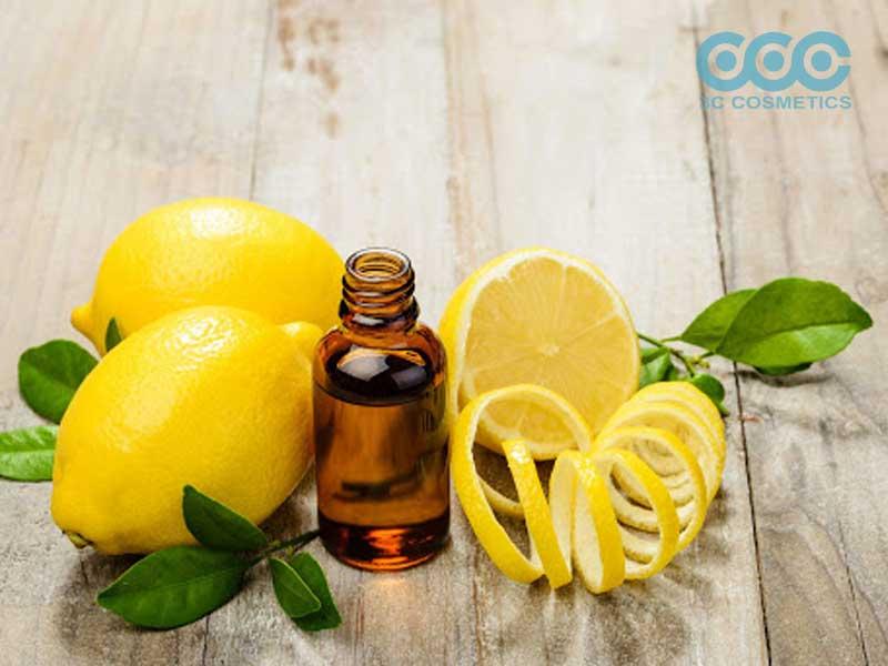 Tinh dầu chanh (Lemon Essential Oil)