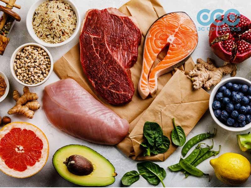 Protein là thành phần nền tảng