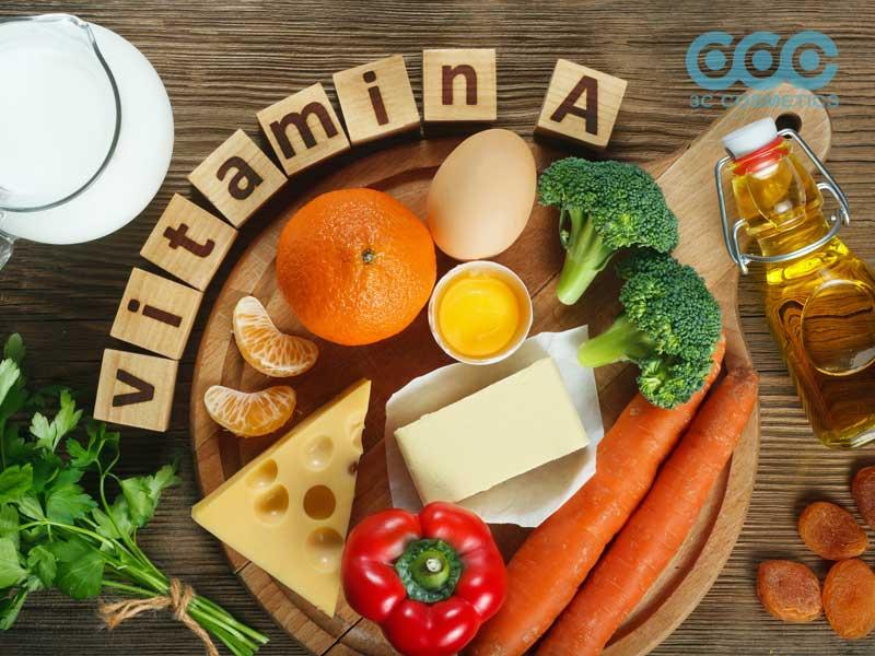 Vitamin A đóng vai trò quan trọng trong việc duy trì sự toàn vẹn của niêm mạc