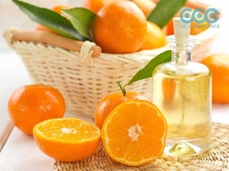 công dụng của tinh dầu cam
