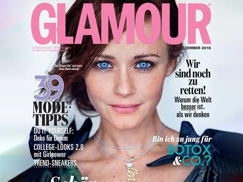 báo Glamour
