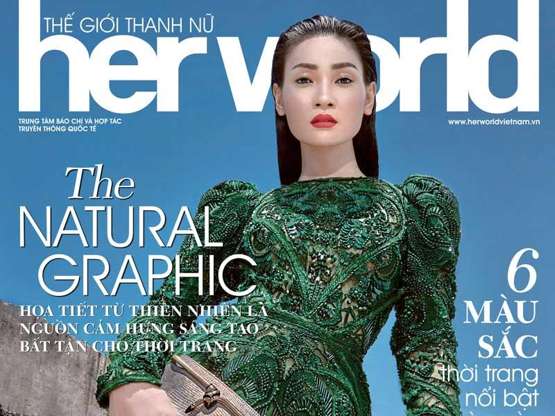 Báo làm đẹp Her World Việt Nam