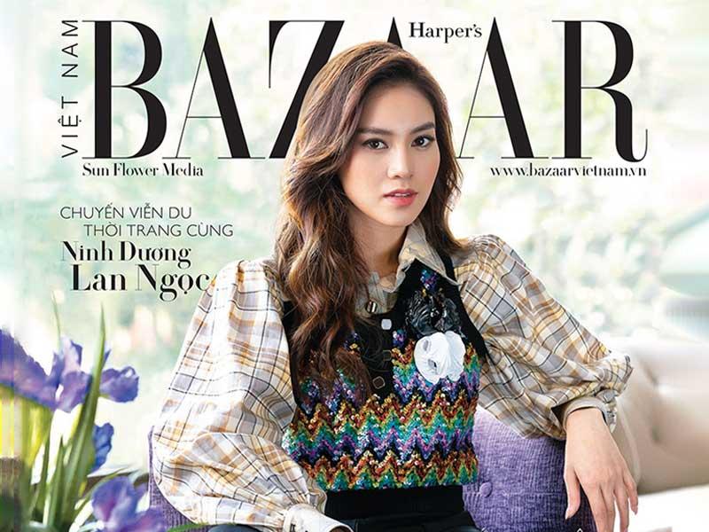 Báo làm đẹp Harper's Bazaar
