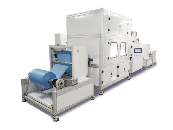 máy sản xuất vải không dệt