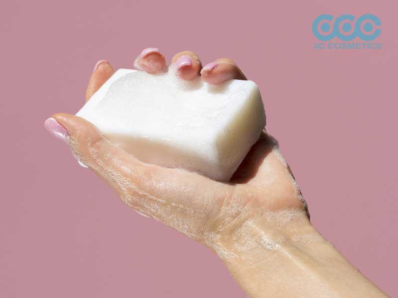 Cách làm xà phòng handmade Glycerin