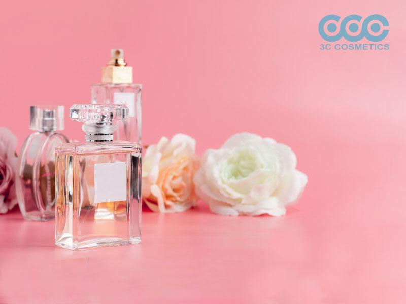 các nhóm hương nước hoa