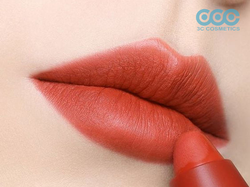 Màu son môi đỏ cam