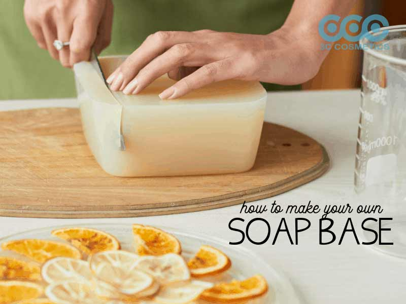 Làm xà phòng handmade từ bưởi