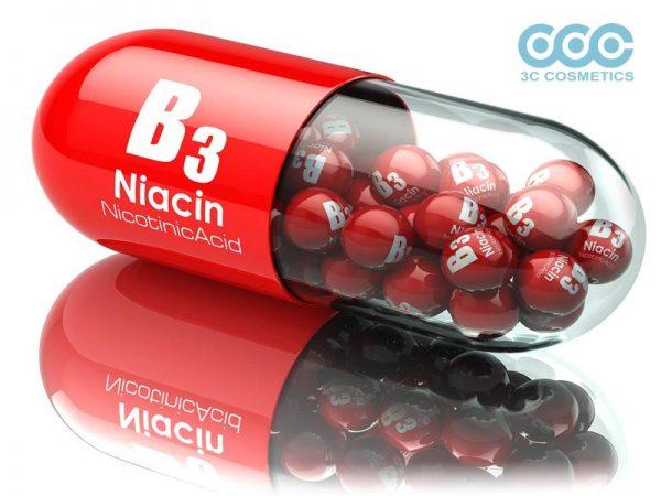 vitamin B3 trong mỹ phẩm