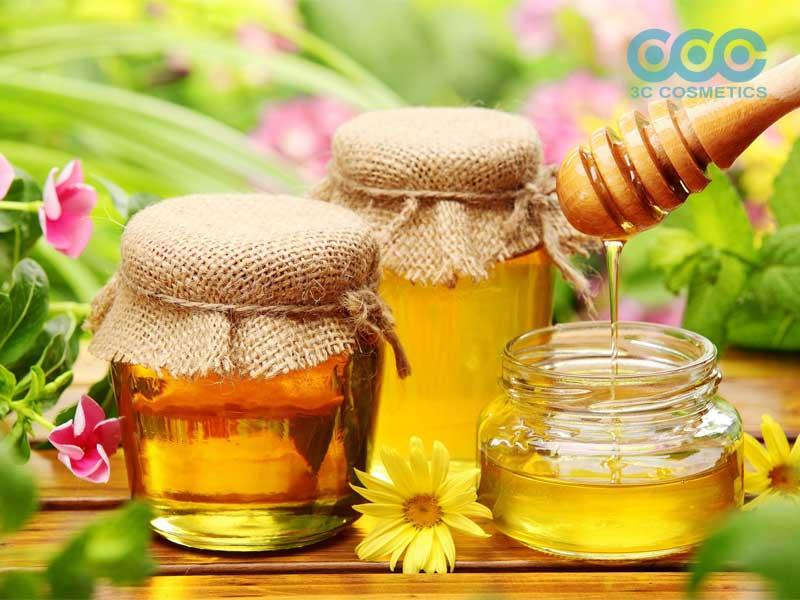 công dụng của mật ong trong làm đẹp