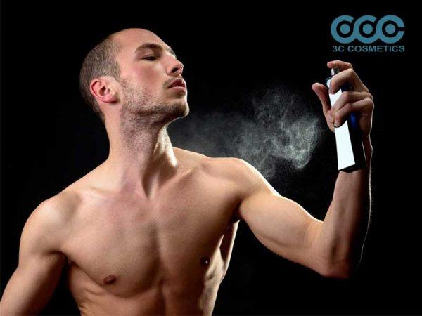 nam giới sử dụng nước hoa