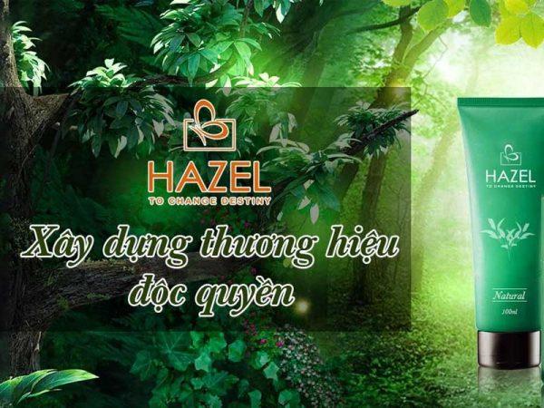Nhà máy gia công mỹ phẩm thiên nhiên Hazel