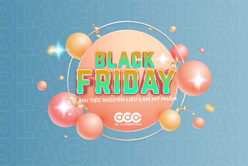 BLACK FRIDAY – SĂN SALE NGẤT NGÂY