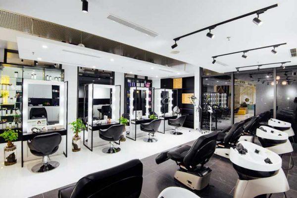 Hair Salon lớn nhất
