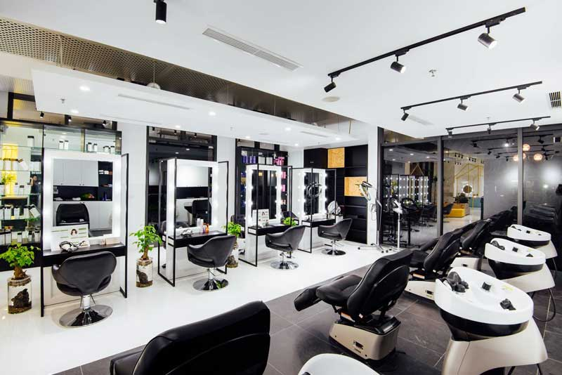 Hair Salon hiện đại