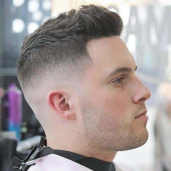 Kiểu tóc Crew Cut