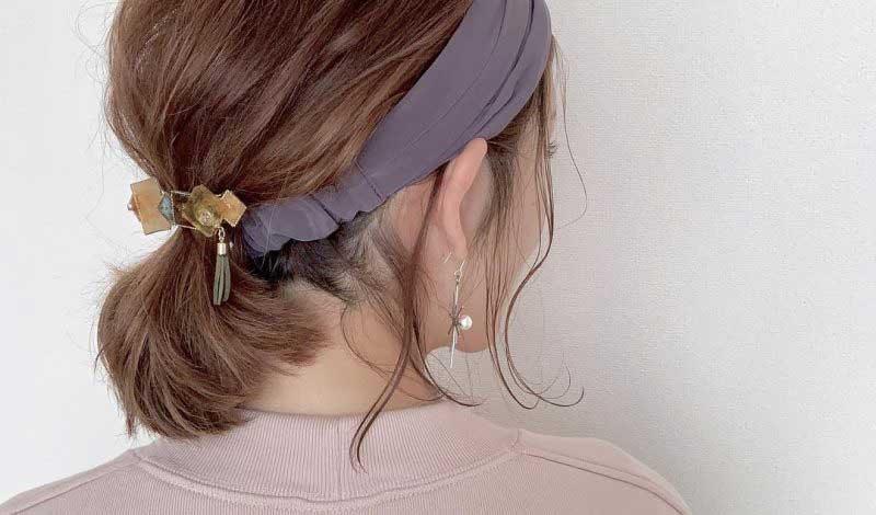 Các kiểu tóc ngắn dự tiệc cưới