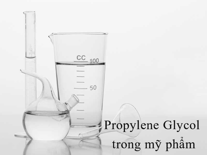 Công dụng của Propylene Glycol