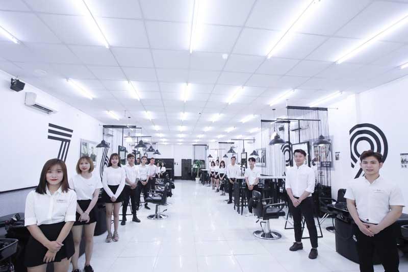 Chuỗi salon tóc nam số 1 tại Việt Nam