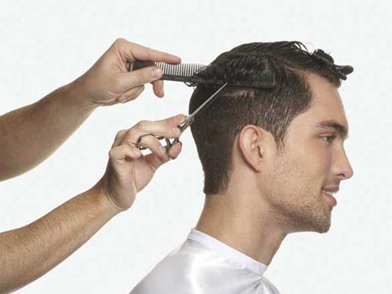 Kiểu tóc Caesar đơn giản