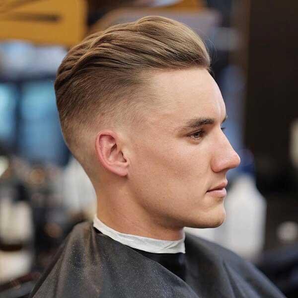 Kiểu tóc Slicked Back