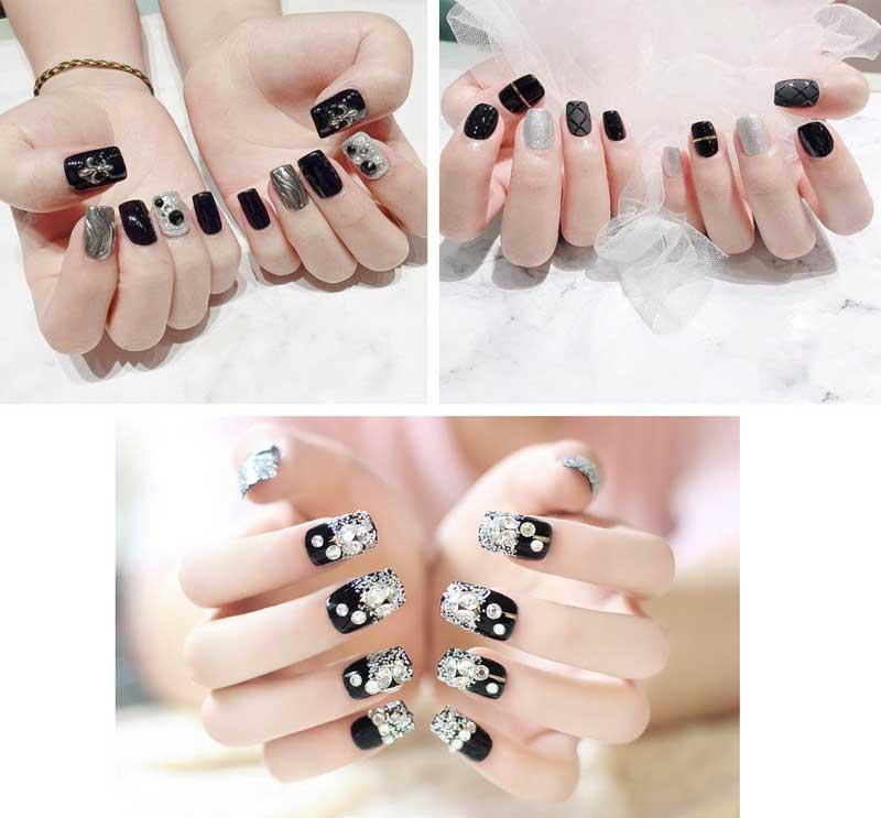 Bắt trend mẫu nail nổi bật nhất