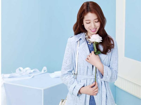 Nữ thần thánh Park Shin Hye đẹp xuất sắc