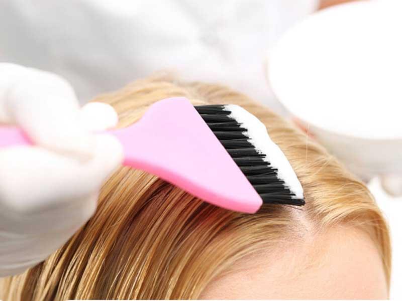 Thuốc nhuộm tóc an toàn cho phụ nữ cho con bú