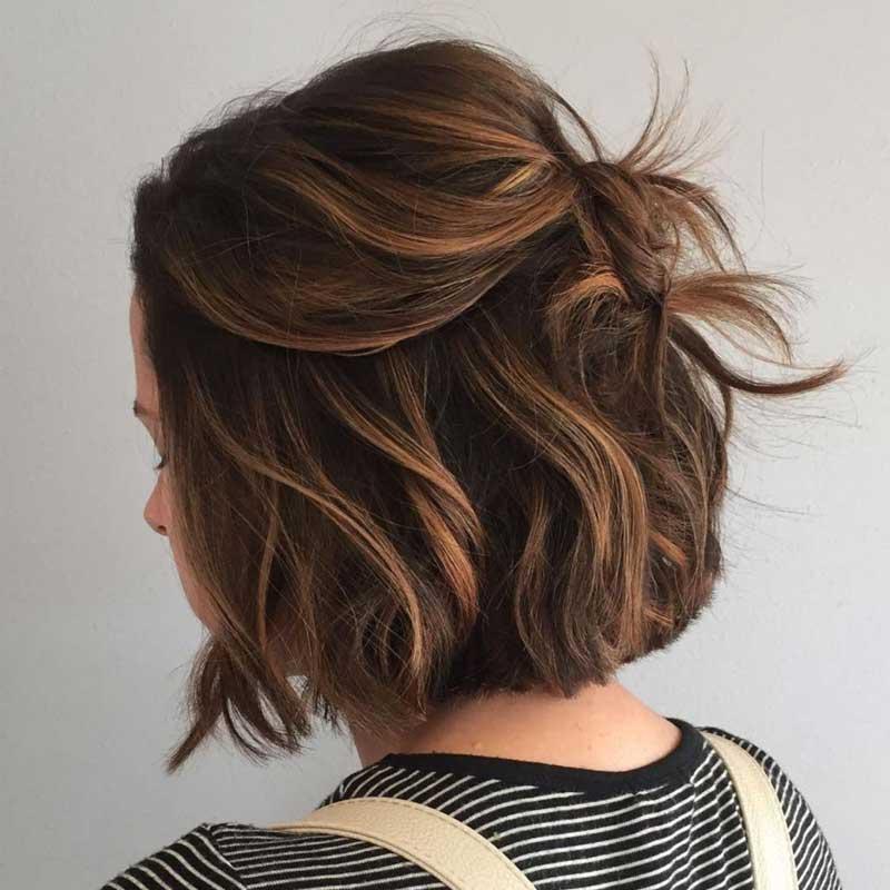 Tóc nữ ngắn đẹp