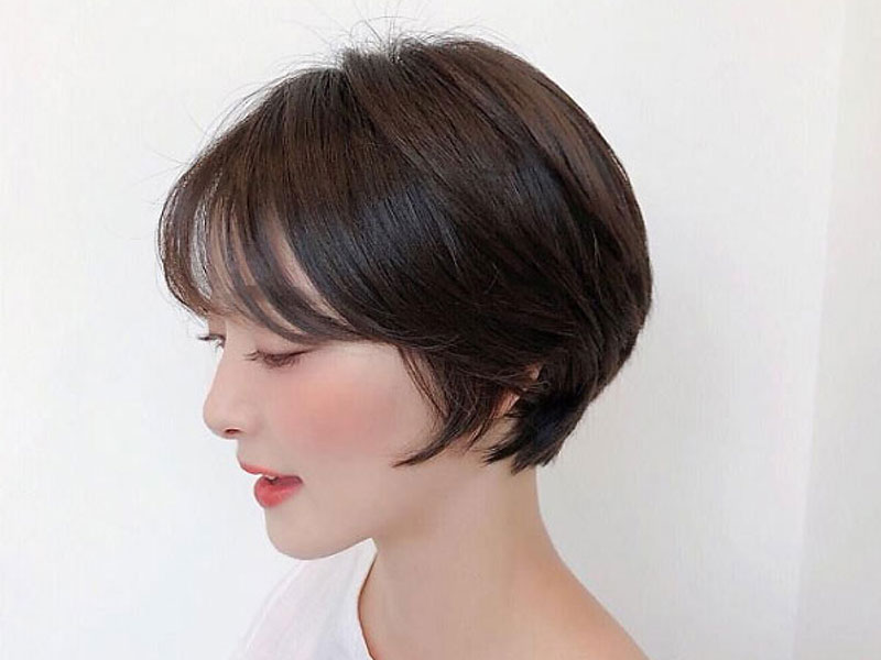 Các kiểu tóc ngắn nữ cho mùa hè